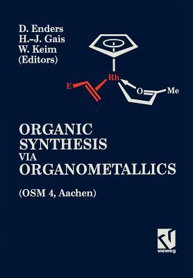 Organic Synthesis Via Organometallics