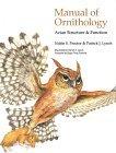 Manual of Ornitholog...
