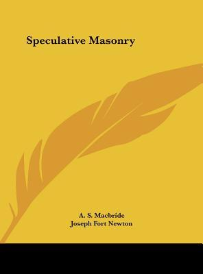 Speculative Masonry
