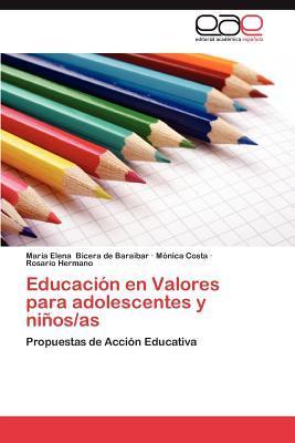 Educación en Valores para adolescentes y niños/as