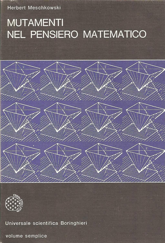 Mutamenti nel pensiero matematico