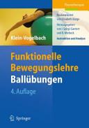 Funktionelle Bewegungslehre, Ballübungen