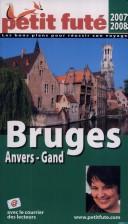 Le Petit Futé Bruges Anvers-Gand