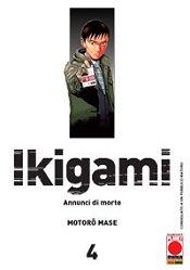 Ikigami Vol. 4