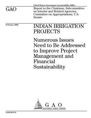 GAO-06-314 Indian Irrigation Projects
