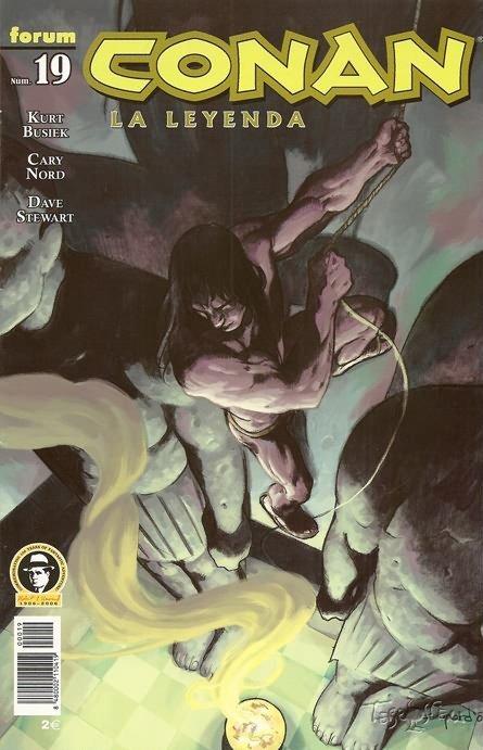 Conan: La leyenda #19