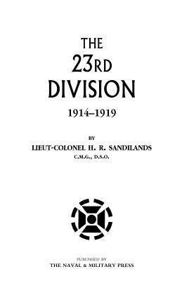 Twenty-third Division 1914-1919