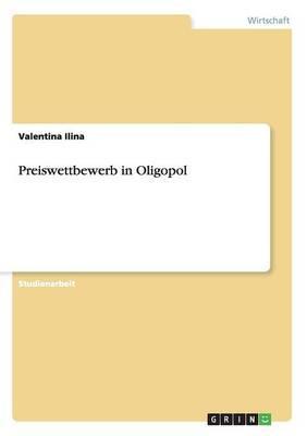 Preiswettbewerb in Oligopol