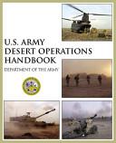 U.S. Army Desert Operations Handbook