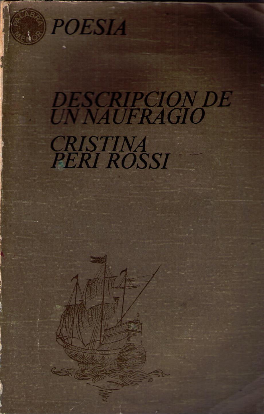 Descripción de un naufragio