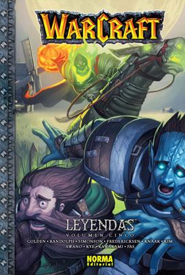 Warcraft: Leyendas, Vol.5