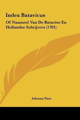 Index Batavicus