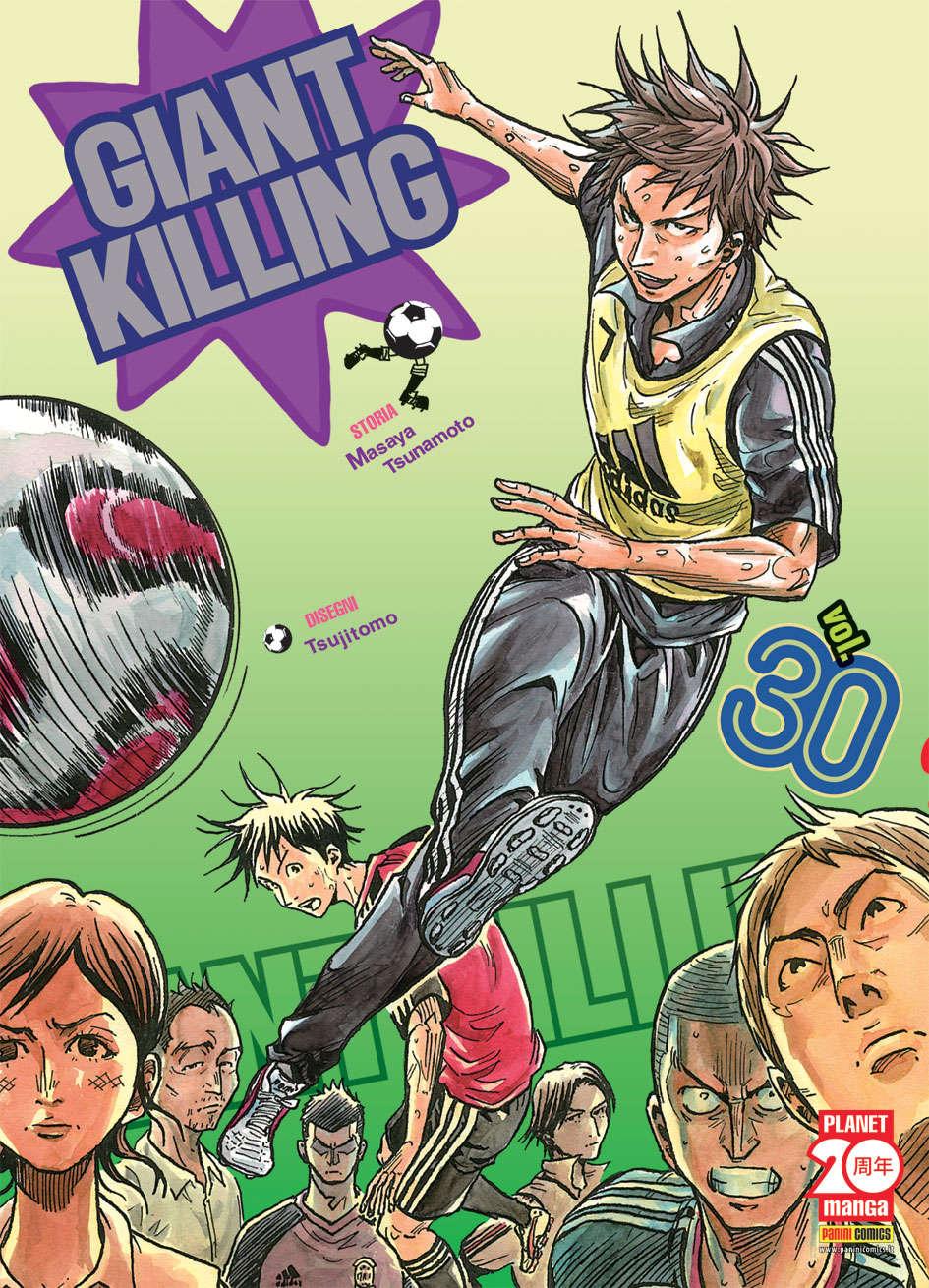 Giant Killing vol. 30