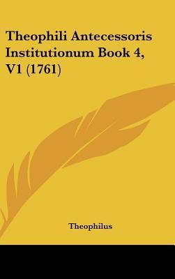 Theophili Antecessor...