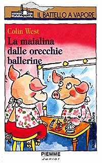 La maialina dalle orecchie ballerine