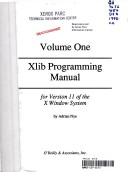 Xlib programming manual