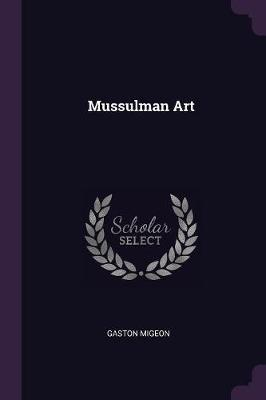 Mussulman Art