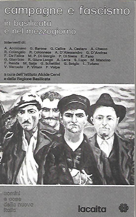 Campagne e fascismo in Basilicata e nel Mezzogiorno