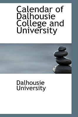 Calendar of Dalhousi...