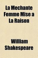 La McHante Femme Mise La Raison