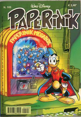 Paperinik e altri supereroi n. 103