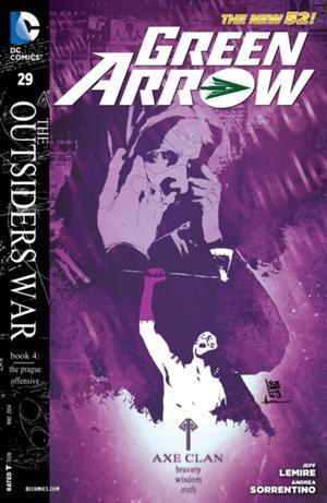 Green Arrow Vol.5 #29
