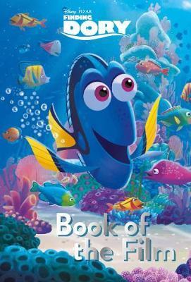 Disney Pixar Finding Dory Book of the Film