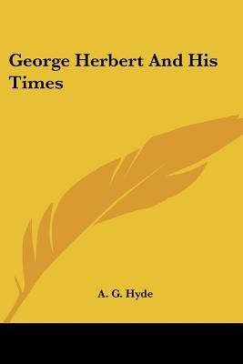 George Herbert and His Times