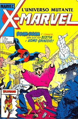 X-Marvel n. 14
