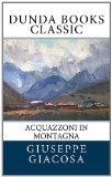 Acquazzoni in Montagna