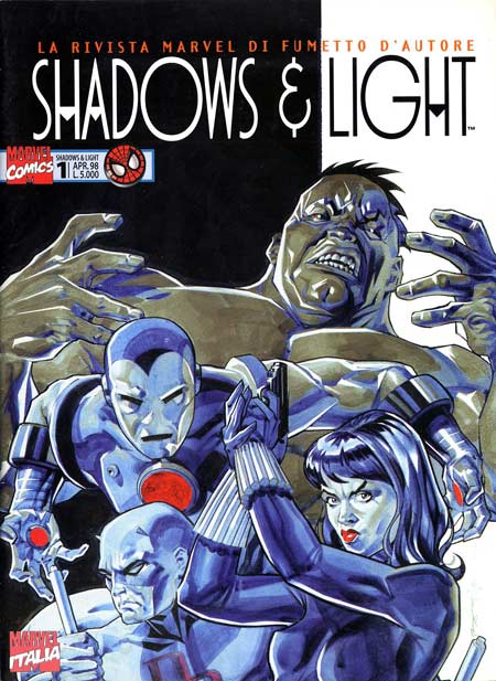 Shadows & Light vol....