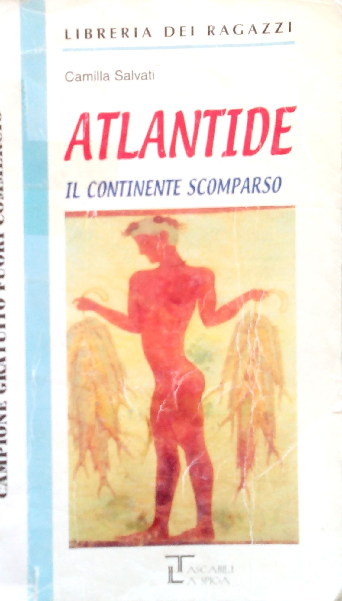 Atlantide: Il continente scomparso