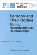 Persons and Their Bodies