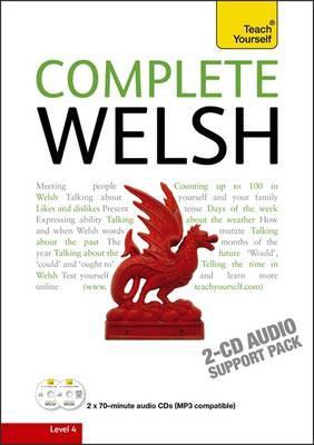 Complete Welsh Beginner to Intermediate Course