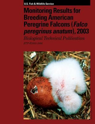 Monitoring Results for Breeding American Peregrine Falcons