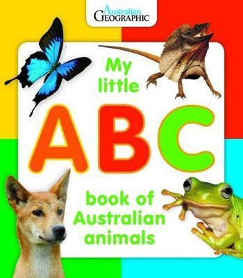 My Little ABC Book of Australian Animals