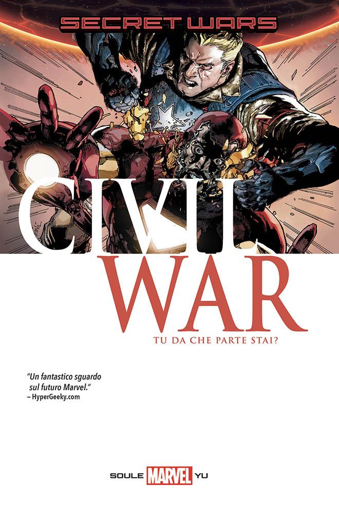 Secret Wars: Civil W...