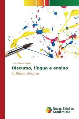 Discurso, língua e ensino