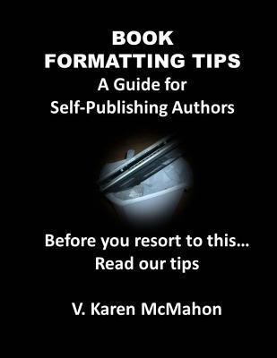 Book Formatting Tips
