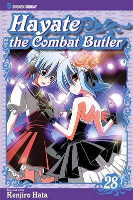 Hayate the Combat Butler 28