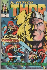 Il Mitico Thor n. 57