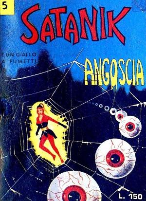 Satanik n. 5