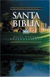 NVI Santa Biblia Rústica con Palabras de Jesús en Rojo