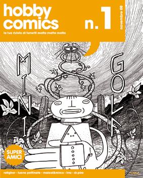 Hobby Comics vol. 1