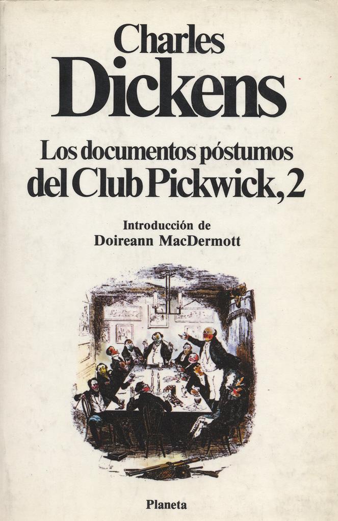 Los documentos póstumos del Club Pickwick 2