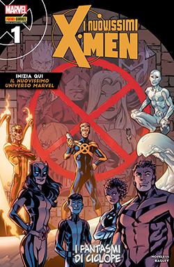 I nuovissimi X-Men n. 36