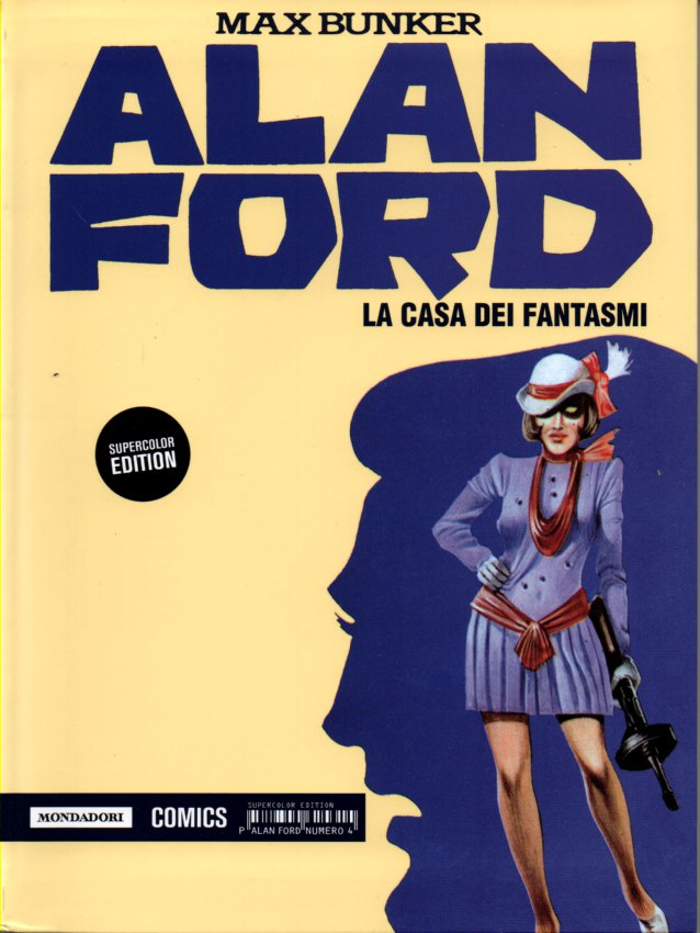 Alan Ford Supercolor Edition n. 4