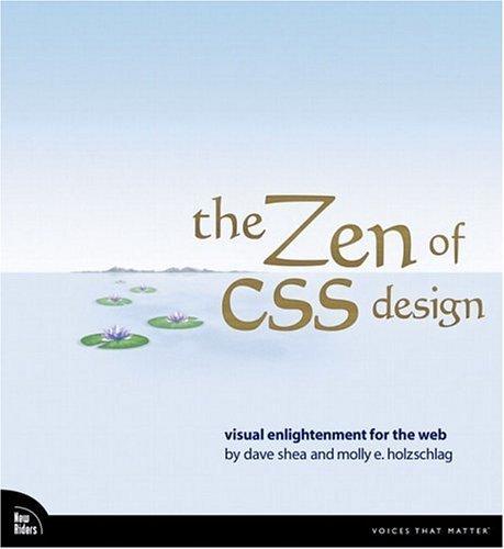 The Zen of CSS