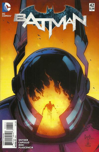 Batman Vol.2 #42