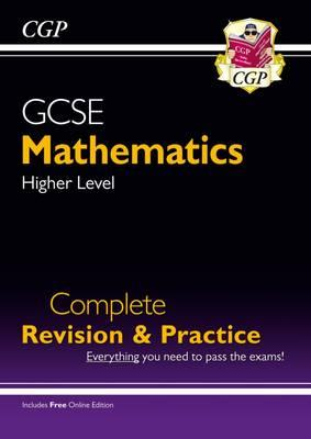 New GCSE Maths Complete Revision & Practice